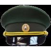 Фуражка МО офисная зеленая рип-стоп