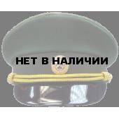 Фуражка МО офисная (ткань рип-стоп, цвет зеленый)