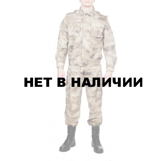 Костюм летний МПА-24 (Спецназ), камуфляж песок, Мираж-210