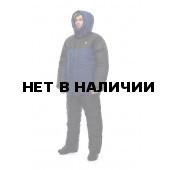 Мужской пуховик Баск KHAN TENGRI V6 синий тмн