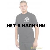 Футболка Росгвардия черный
