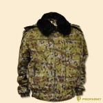 Куртка зимняя П-1 пограничник оксфорд