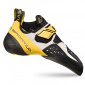 Туфли скальные SOLUTION White/Yellow, 20G000100