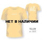 Футболка OLDIES TEE 2.0 Yellow, 01LYE