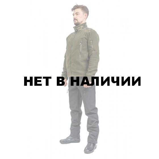 """Тактическая толстовка """"Дозор"""" цвет """"KHAKI"""", Флис 300 г/м.кв"""
