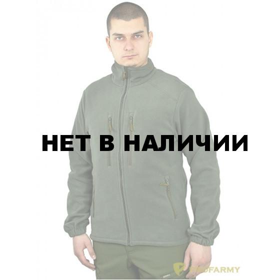Куртка HUSKY-2 2LPF флисовая олива