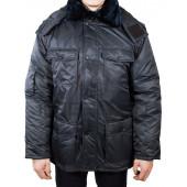 Куртка Юстиция всесезонная удлин. синий кант (твил/файбертек)
