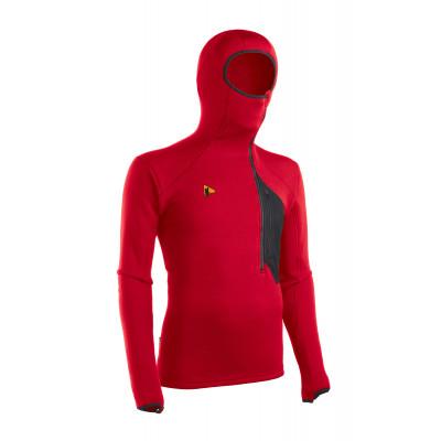 Термобелье куртка BASK EXPLORER HOOD V2 красная