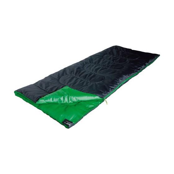 Мешок спальный Patrol антрацит/зелёный, 20047