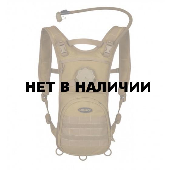 Рюкзак с питьевой системой Tracker 3 L Coyote