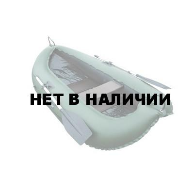 Надувная лодка Лидер Компакт-240 гребная