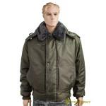 (К) Куртка зимняя П-1 олива оксфорд