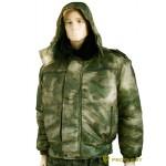Куртка зимняя П-1 мох апачи