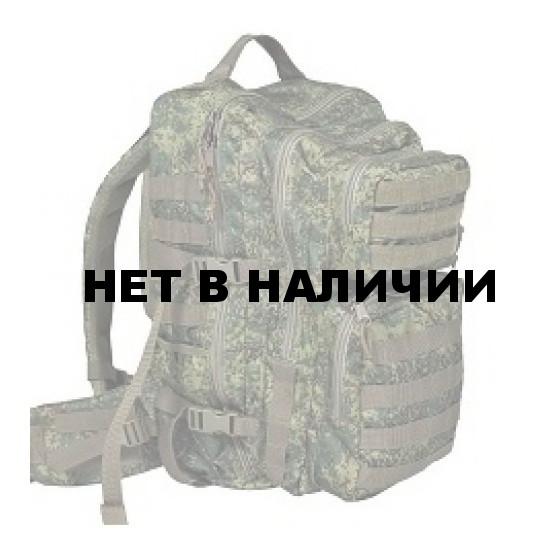 Рюкзак Эльбрус-40 зел. цифра