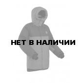 Пуховая куртка BASK KHAN TENGRI V7 темно-серый/черный