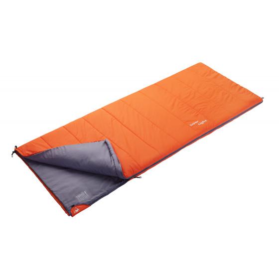 Спальный мешок BASK SUPER LIGHT -4 красный