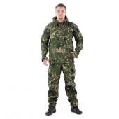 Костюм Снайпер-2 анорак рип-стоп с налокотниками и наколенниками сфера