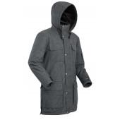 Мужское пальто BASK FORESTER серый тмн