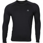 Термобелье футболка L/S Fresh black