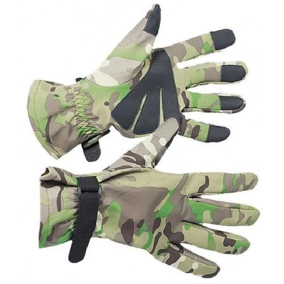 Перчатки из софтшелла МПА-54 мультикам