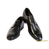 Туфли офицерские 0007 шнурки