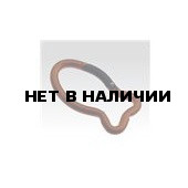 Карабин Рыба new design (упак=10 шт), 3256