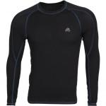 Термобелье футболка L/S Active Thermal Grid light черная