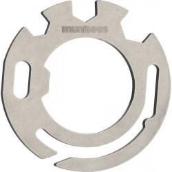 Мультитул в форме круга из нержавеющей стали Stainless Round Tools (упаковка 10 шт), 2504