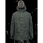 Куртка-ветровка утепленная РОСГВАРДИЯ (ткань рип-стоп) сосна