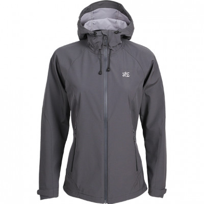 Куртка женская Proxima SoftShell серая
