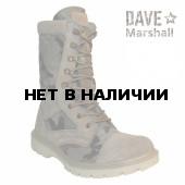 Ботинки кожаные облегченные с высокими берцами AZIMUTH K-9