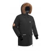 Куртка пуховая BASK IREMEL SOFT черная