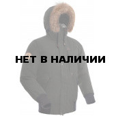 Куртка пуховая мужская BASK TOBOL черная