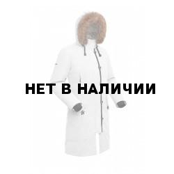 Пальто пуховое женское BASK HATANGA V2 белое