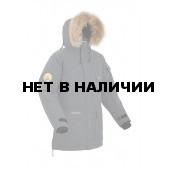 Мужская пуховая куртка-парка Баск TAIMYR темно-серая