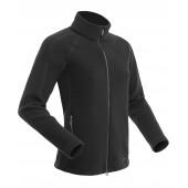 Куртка женская BASK Polartec JUMP LJ черная
