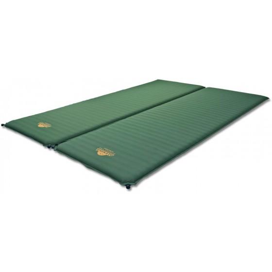 Коврик самонад. ALPINE DOUBLE pine green, 9363.5091