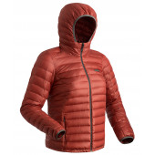 Куртка пуховая женская BASK CHAMONIX LIGHT LJ красная