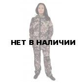 Костюм женский РОВЕР-Ж куртка/брюки, цвет, камуфляж Питон бежевый, ткань : Полофлис
