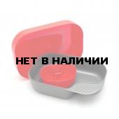 Портативный набор посуды CAMP-A-BOX® BASIC RED, W30268