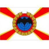 Флаг ВС РФ Военная разведка автомобильный
