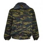 Куртка зимняя Снег Р51-09 (Зеленый камыш) лана