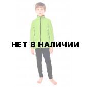 Куртка флисовая BASK kids PIKA салатовая