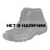 Ботинки Легион, искусственный мех, МП, red ПУ (004)