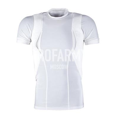 Футболка тактическая 5.11 Holster Shirt 40011 (белый)