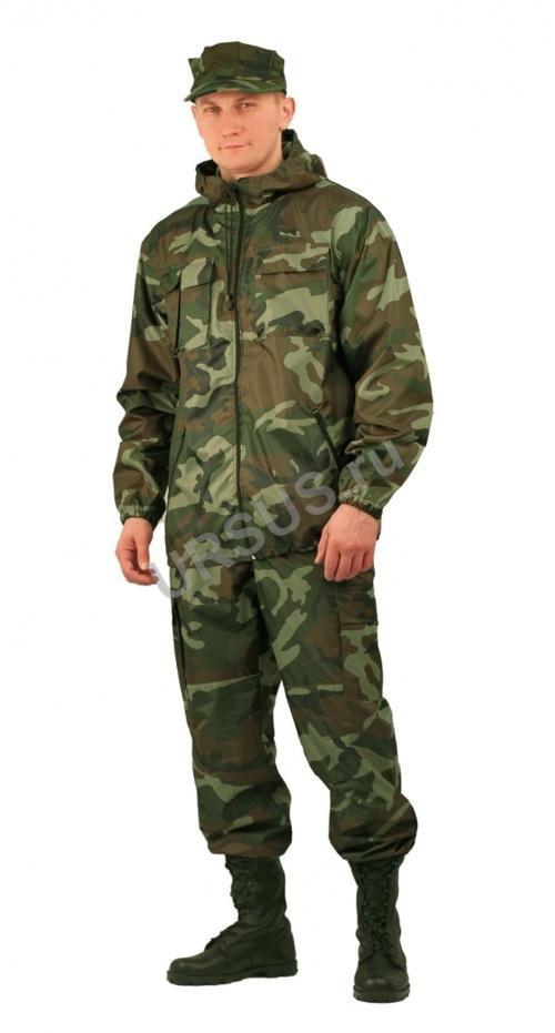 Костюм мужской Турист 1 летний, камуфляж тк Грета НАТО ... d46b25a388d