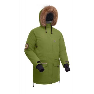 91d9f0361b5f Купить Куртка пуховая женская BASK IREMEL хаки светлый за 25 800 р ...