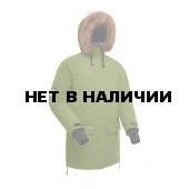 Куртка пуховая женская BASK IREMEL хаки светлый