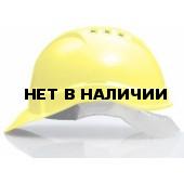 Каска защитная ЩИТ (желтая)