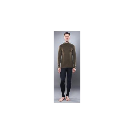 Комплект мужского термобелья Guahoo: рубашка + кальсоны (350-S/BK / 350-P/BK)